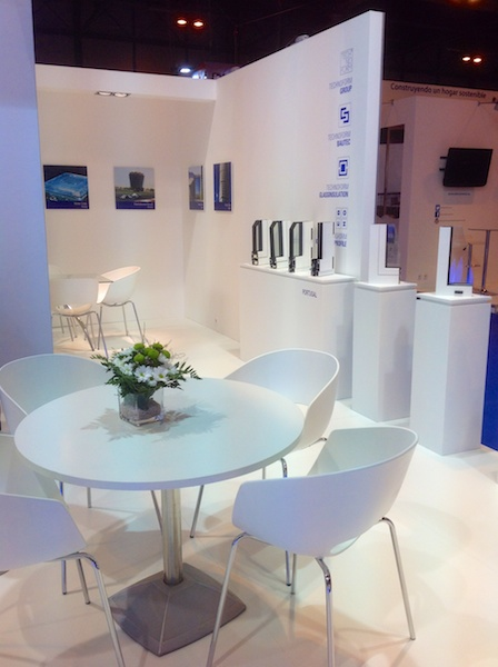 Technoform Bautec · Stand en Veteco 2014