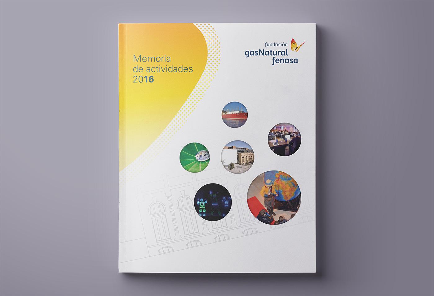 Memòria d'Activitats 2016 - Gas Natural