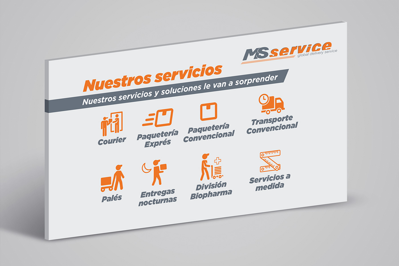 MS Service - Presentación Empresa