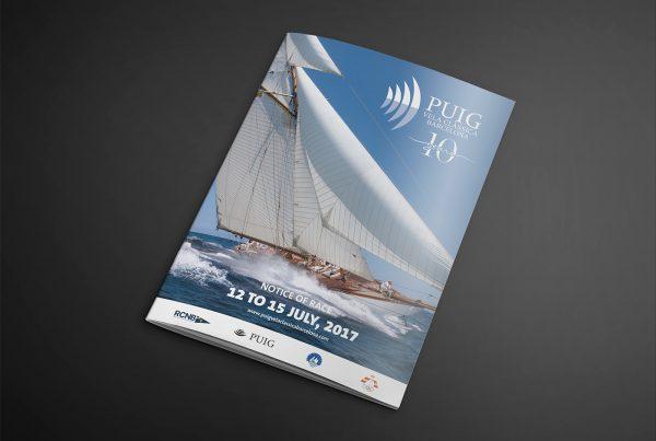 Puig Vela Classica - Anuncio de Regata 2017