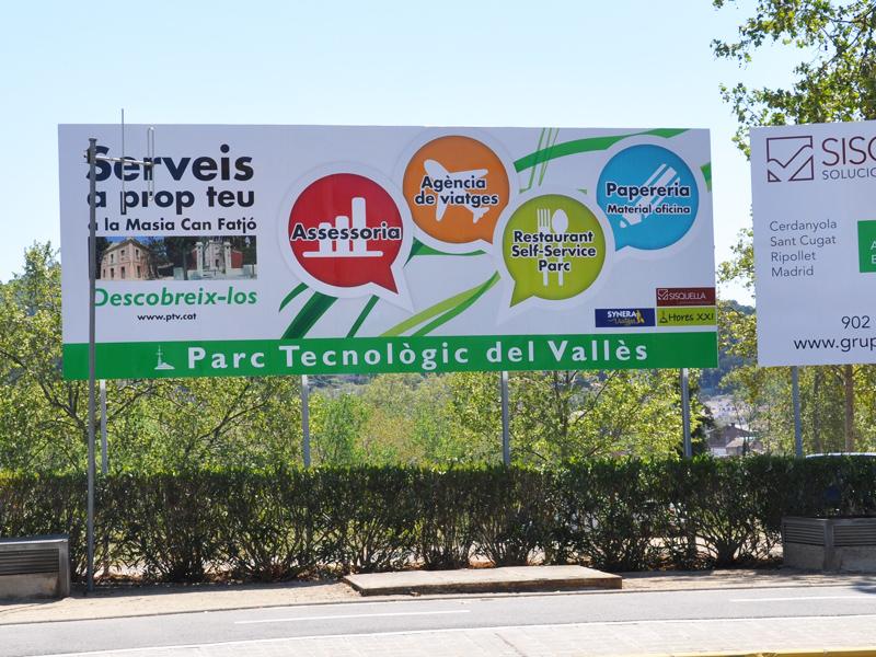 PTV Parc Tecnològic del Vallès