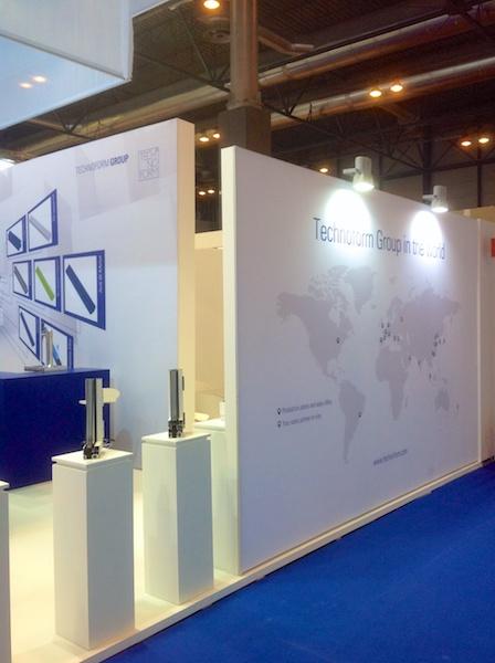 Technoform Bautec · Stand en Veteco 2014