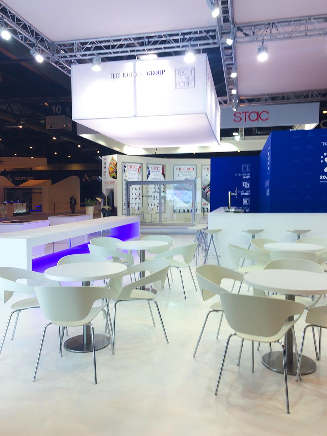 Technoform Stand 2016